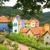 【南韓旅遊】以為來到歐洲?偶像劇最愛取景色彩繽紛✿小王子法國文化村