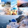 【希臘旅遊】Santorini聖托里尼島:伊亞Oia~如詩如畫的童話小島~浪漫愛琴海