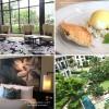 【曼谷】凱賓斯基 Siam Kempinski Hotel Bangkok ✿ SRA BUA 米其林一星的泰式分子料理餐廳 ✿集質感、藝術、舒適、逛街美食超方便首選住宿