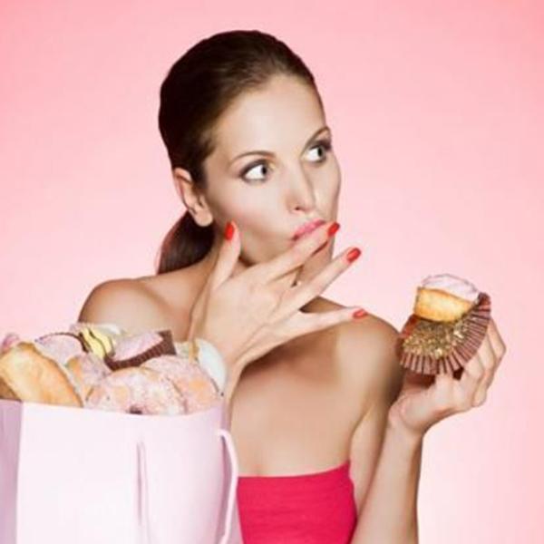 女性生理期吃甜食不會胖?