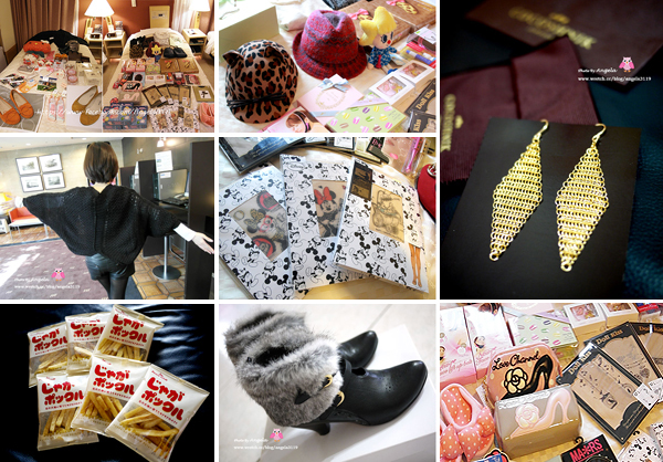 【東京Shopping】這是在批貨嗎?短短5天, 戰利品擺滿床還不夠放!