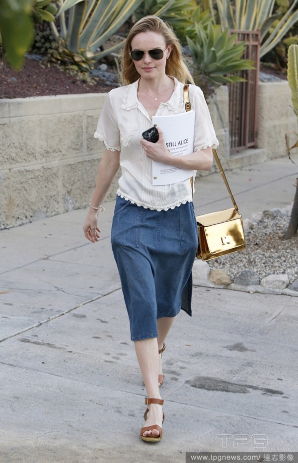 EXCLUSIVE Kate Bosworth preparing for new role in Los Feliz Part 2