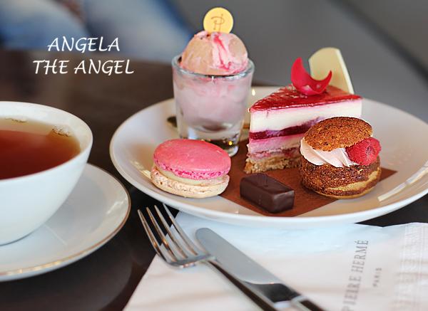 【東京下午茶】法式甜點界的女王°★ Pierre Hermé (青山店)
