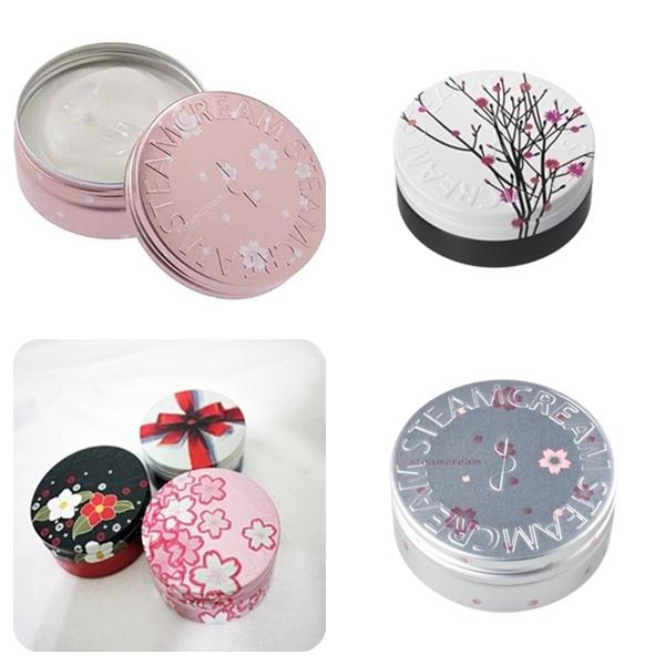 櫻花蒸氣乳霜