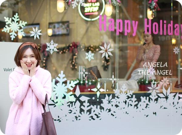 【首爾旅遊】新沙洞林蔭道신사동 가로수길好好逛Vs.☆ Uの廚房 ♥ VB CAFE