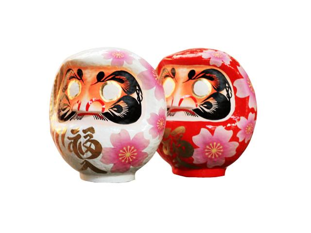 Sakura 達摩娃娃1