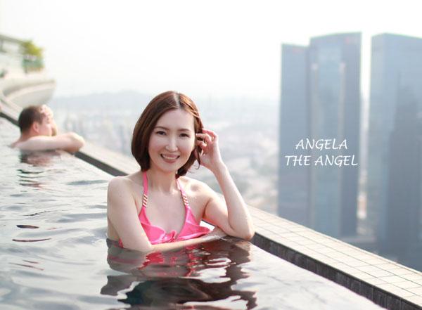 【新加坡旅遊】太嗨了!Marina Bay Sands金沙酒店✪ 無邊際游泳池 ✪ Sky Park看夜景享大餐o(≧▽≦)o