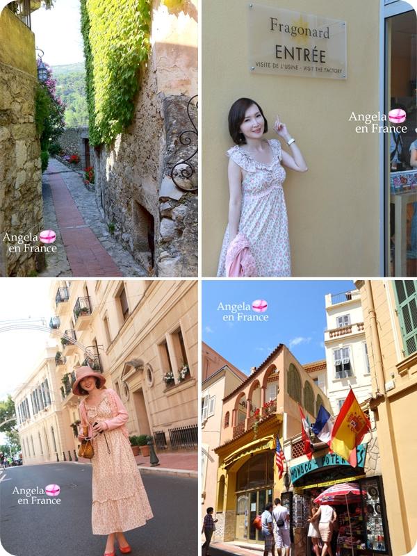 【南法旅遊】蔚藍海岸 ♥ 摩納哥王宮 Palais Princier Monaco→EZE山城→Fragonard香水工廠→Nice尼斯