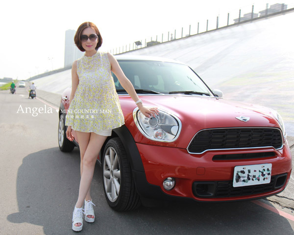 【Shopping】My時尚美車°★MINI countryman coopers ★°近日最愛穿搭Look