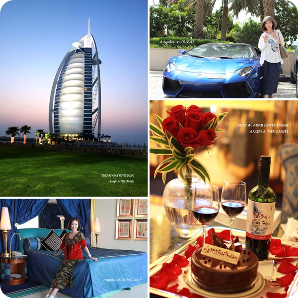 【杜拜旅遊】夢想無極限~帆船酒店★Burj Al Arab 七星級奢華享受