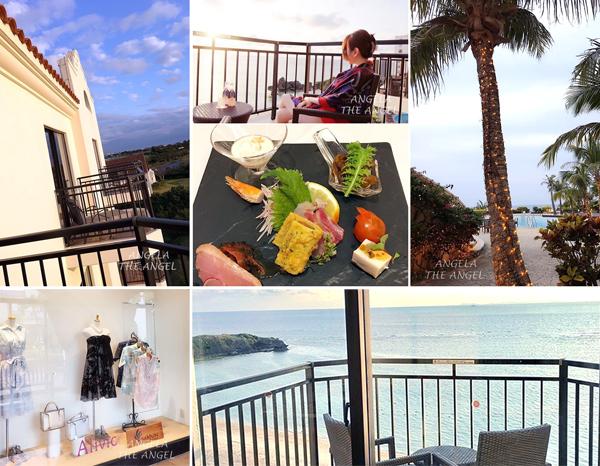 【沖繩住宿】Hotel Nikko Alivila ホテル日航アリビラ 超美夢幻無敵海景,逛街美食應有盡有!