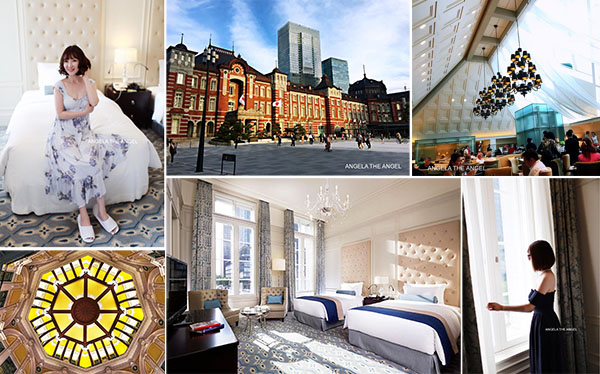 【東京車站飯店推薦】歐風典雅 The Tokyo Station Hotel  東京站酒店 ステーションホテル Vs. 戰利品分享