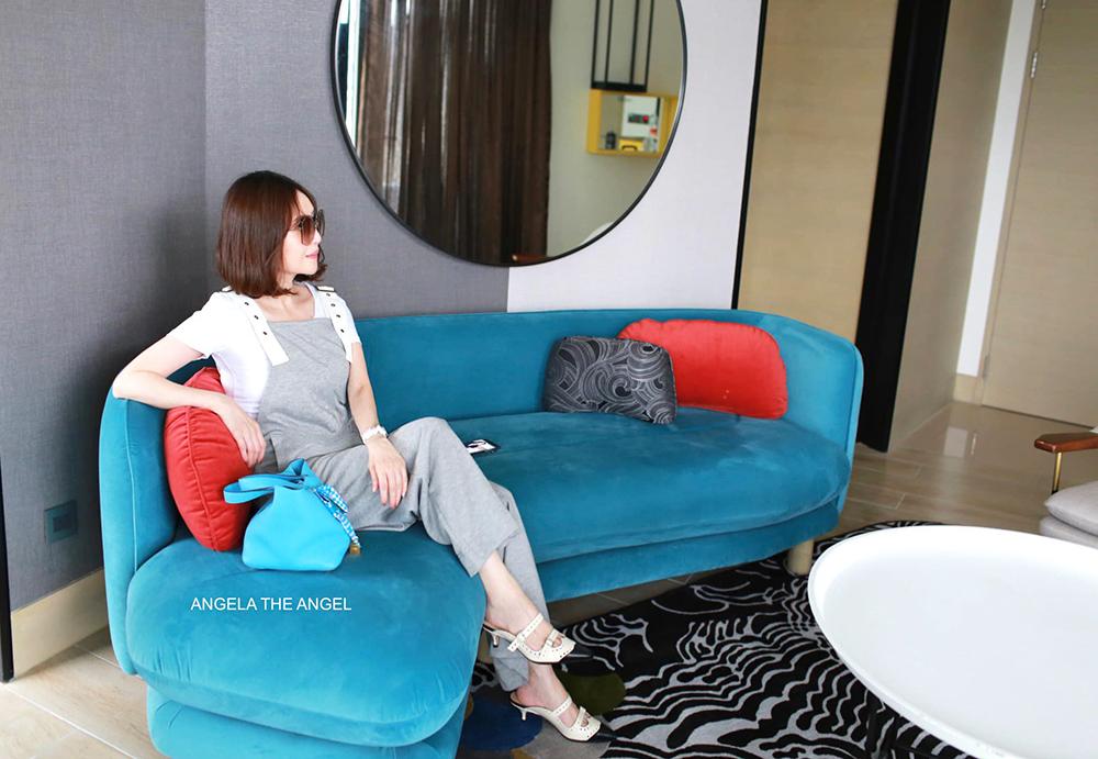【台北市住宿】台北大直英迪格酒店Hotel Indigo Taipei North,好適合姊妹淘一起享受美食放鬆行