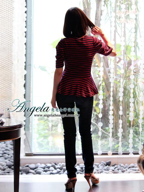 【穿搭】My橫條紋愛物x13種Look。照樣穿出曼妙好身材