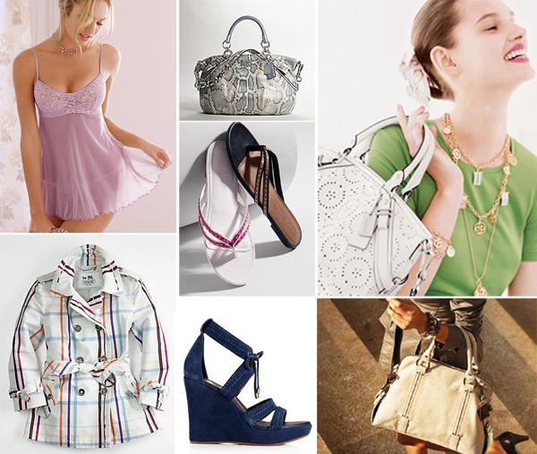 【敗家】Shopping Bag 我的慾望清單。美國時尚品牌大集合