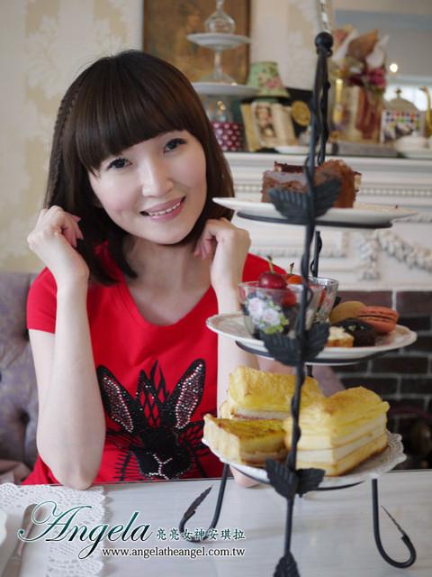 【午茶聚會】安琪拉要請大家喝下午茶囉~七月2日。主題裝扮:花漾QQgirl
