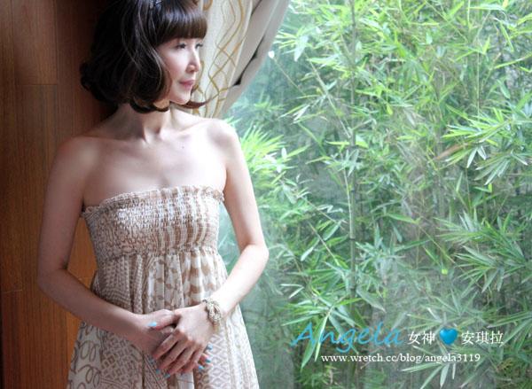 【穿搭合作】我愛自在輕飄MIHARA。夏日女神浪漫風LOOK