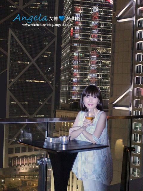 【香港旅遊】時尚美食。夜戀SEVVA!我的夜晚比白天更美:)