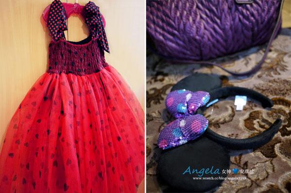 【穿搭】大紅大紫の迪士尼 Disney Party Look準備^_^