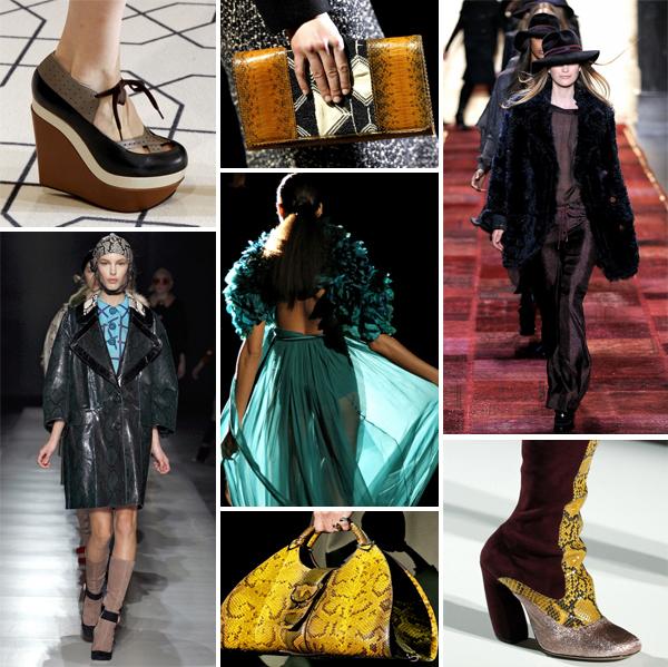 【瘋流行】回顧2011冬季時尚潮流。年終總複習