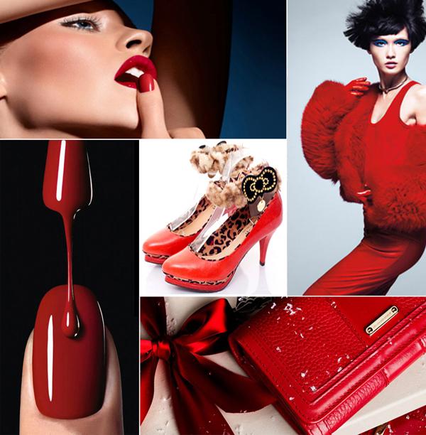 【瘋流行】喜洋洋迎新春。RED紅色單品讓您紅運當頭!