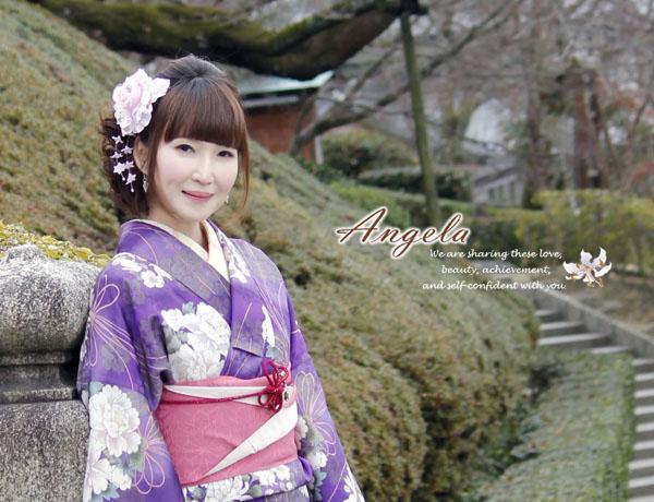 【日本旅遊心情】魅力きもの。京都穿和服VS.小碎步走街