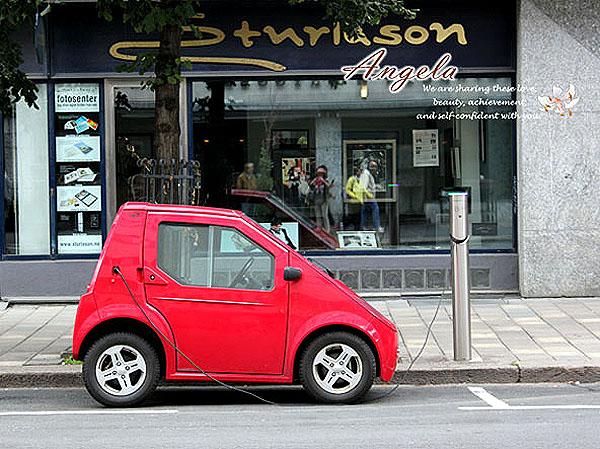 【北歐旅遊】好酷!隨時可以停下來充電的汽車 ! 挪威奧斯陸OSLO一日遊