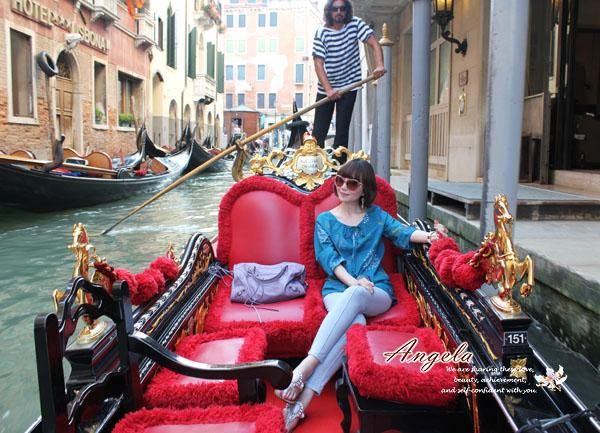 【義大利旅遊】沒搭過貢多拉Gondole,別說你去過威尼斯Venice!
