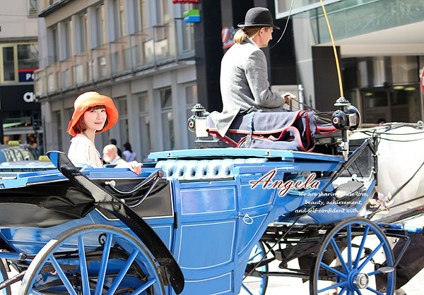 【維也納旅遊心情】英女皇出巡?做個聰明又花心的好女人!