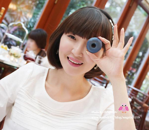 【下午茶】私心推薦:好可愛☆* 甜甜圈也走奧運風!