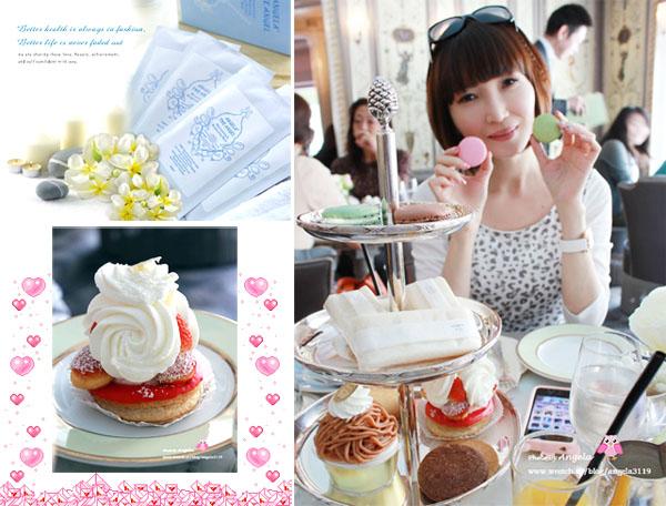 【日本旅遊】好幸福✿銀座LADURÉE下午茶
