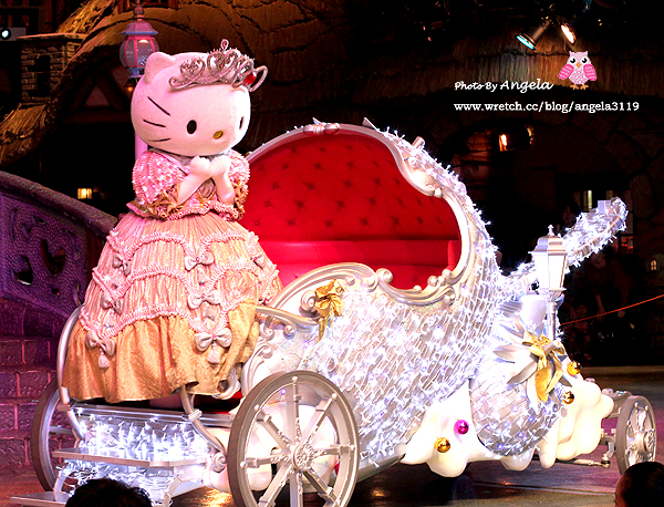 【日本旅遊】女孩們開心到尖叫!Hello Kitty VS. Sanrio Puroland三麗鷗彩虹樂園