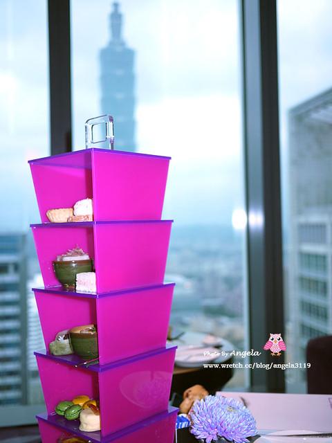 【下午茶心情】♥°紫豔酒吧°♥ W Hotel 31F~姊妹掏心話