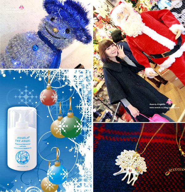 【禮物】My雪人耶誕樹裝飾VS.安琪拉寒冬送暖囉