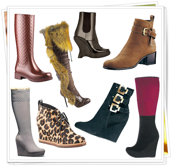 【瘋流行】今年冬天必備靴款,妞兒們買對了嗎?!
