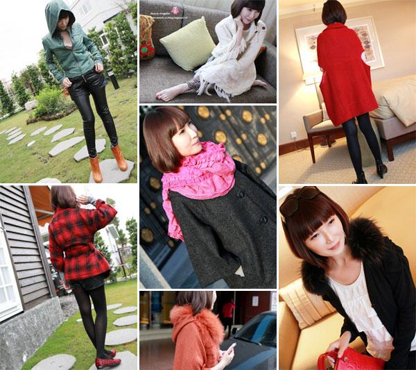 【私服穿搭】防寒顯瘦妙招。冬日保暖輕穿搭30件大集合!