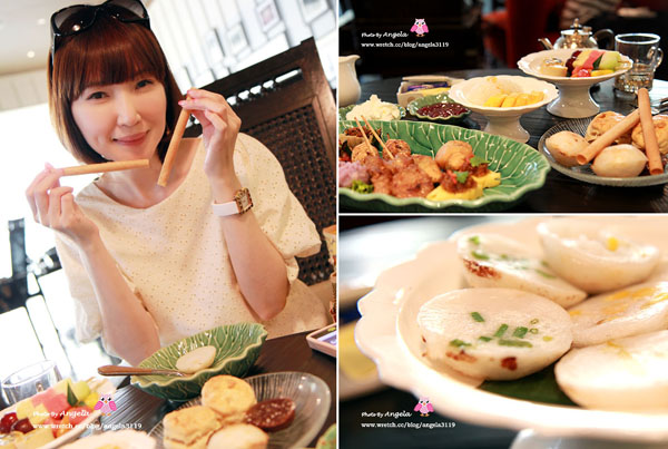【曼谷美食】難忘平價泰式下午茶。Erawan Tea Room