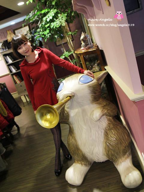 【美食生活】達洋屋 Dayan Cafe。女孩兒不可錯過的下午茶甜點又來囉^^