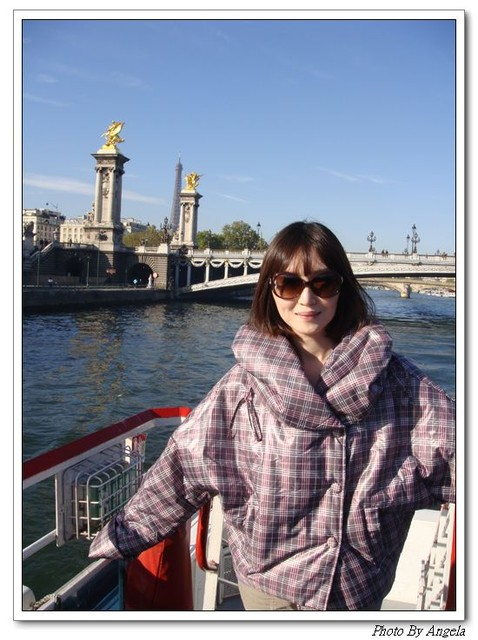 Sunshine塞納河VS巴黎鐵塔