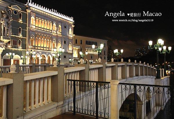 【澳門旅遊】我醉了!奢華氣派卻平價的Venetian Macao。威尼斯人酒店