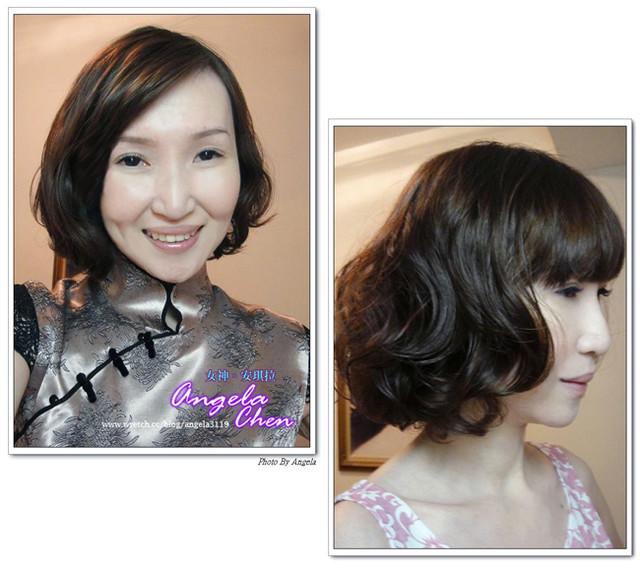 選對髮妝造型用品。要捲要直隨心所欲
